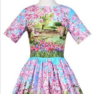 Bernie dexter floral dress